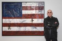 Bernie Taupin Debuts ANTIPHONA Exhibit at Waterhouse & Dodd in New York #18