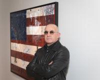 Bernie Taupin Debuts ANTIPHONA Exhibit at Waterhouse & Dodd in New York #27