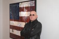 Bernie Taupin Debuts ANTIPHONA Exhibit at Waterhouse & Dodd in New York #17