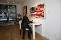 Bernie Taupin Debuts ANTIPHONA Exhibit at Waterhouse & Dodd in New York #20