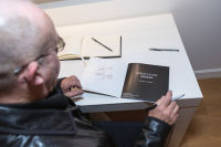 Bernie Taupin Debuts ANTIPHONA Exhibit at Waterhouse & Dodd in New York #21