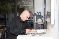 Bernie Taupin Debuts ANTIPHONA Exhibit at Waterhouse & Dodd in New York #28