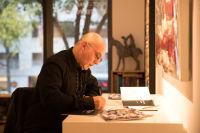 Bernie Taupin Debuts ANTIPHONA Exhibit at Waterhouse & Dodd in New York #23