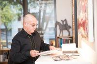 Bernie Taupin Debuts ANTIPHONA Exhibit at Waterhouse & Dodd in New York #25