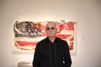 Bernie Taupin Debuts ANTIPHONA Exhibit at Waterhouse & Dodd in New York #40