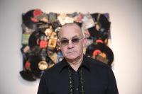 Bernie Taupin Debuts ANTIPHONA Exhibit at Waterhouse & Dodd in New York #30