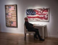 Bernie Taupin Debuts ANTIPHONA Exhibit at Waterhouse & Dodd in New York #46