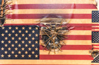 Bernie Taupin Debuts ANTIPHONA Exhibit at Waterhouse & Dodd in New York #45