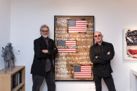 Bernie Taupin Debuts ANTIPHONA Exhibit at Waterhouse & Dodd in New York #44