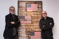 Bernie Taupin Debuts ANTIPHONA Exhibit at Waterhouse & Dodd in New York #48