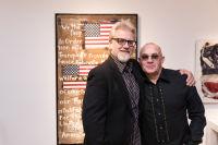 Bernie Taupin Debuts ANTIPHONA Exhibit at Waterhouse & Dodd in New York #47