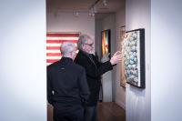 Bernie Taupin Debuts ANTIPHONA Exhibit at Waterhouse & Dodd in New York #51