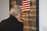 Bernie Taupin Debuts ANTIPHONA Exhibit at Waterhouse & Dodd in New York #56