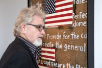 Bernie Taupin Debuts ANTIPHONA Exhibit at Waterhouse & Dodd in New York #50