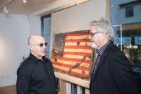 Bernie Taupin Debuts ANTIPHONA Exhibit at Waterhouse & Dodd in New York #61