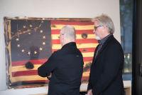 Bernie Taupin Debuts ANTIPHONA Exhibit at Waterhouse & Dodd in New York #52