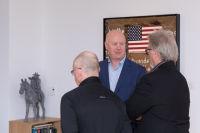 Bernie Taupin Debuts ANTIPHONA Exhibit at Waterhouse & Dodd in New York #55