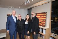 Bernie Taupin Debuts ANTIPHONA Exhibit at Waterhouse & Dodd in New York #65