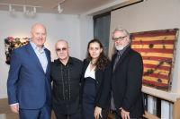 Bernie Taupin Debuts ANTIPHONA Exhibit at Waterhouse & Dodd in New York #74