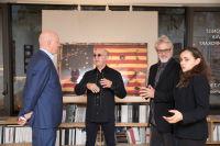 Bernie Taupin Debuts ANTIPHONA Exhibit at Waterhouse & Dodd in New York #63