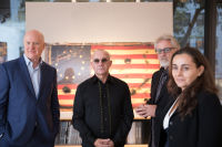 Bernie Taupin Debuts ANTIPHONA Exhibit at Waterhouse & Dodd in New York #67