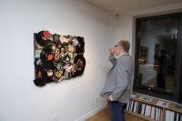 Bernie Taupin Debuts ANTIPHONA Exhibit at Waterhouse & Dodd in New York #75