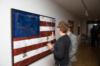 Bernie Taupin Debuts ANTIPHONA Exhibit at Waterhouse & Dodd in New York #85
