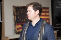 Bernie Taupin Debuts ANTIPHONA Exhibit at Waterhouse & Dodd in New York #88