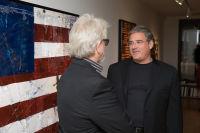 Bernie Taupin Debuts ANTIPHONA Exhibit at Waterhouse & Dodd in New York #89