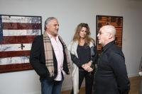 Bernie Taupin Debuts ANTIPHONA Exhibit at Waterhouse & Dodd in New York #109