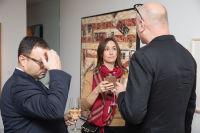Bernie Taupin Debuts ANTIPHONA Exhibit at Waterhouse & Dodd in New York #104