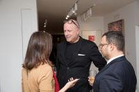 Bernie Taupin Debuts ANTIPHONA Exhibit at Waterhouse & Dodd in New York #107