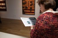 Bernie Taupin Debuts ANTIPHONA Exhibit at Waterhouse & Dodd in New York #116
