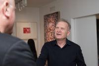 Bernie Taupin Debuts ANTIPHONA Exhibit at Waterhouse & Dodd in New York #111