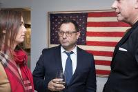 Bernie Taupin Debuts ANTIPHONA Exhibit at Waterhouse & Dodd in New York #112