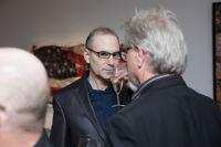Bernie Taupin Debuts ANTIPHONA Exhibit at Waterhouse & Dodd in New York #113