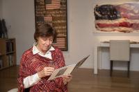 Bernie Taupin Debuts ANTIPHONA Exhibit at Waterhouse & Dodd in New York #115