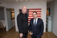 Bernie Taupin Debuts ANTIPHONA Exhibit at Waterhouse & Dodd in New York #117