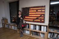 Bernie Taupin Debuts ANTIPHONA Exhibit at Waterhouse & Dodd in New York #120