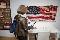 Bernie Taupin Debuts ANTIPHONA Exhibit at Waterhouse & Dodd in New York #121