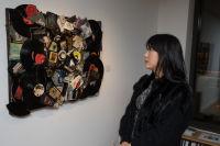 Bernie Taupin Debuts ANTIPHONA Exhibit at Waterhouse & Dodd in New York #136