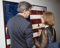 Bernie Taupin Debuts ANTIPHONA Exhibit at Waterhouse & Dodd in New York #147