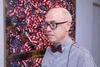 Bernie Taupin Debuts ANTIPHONA Exhibit at Waterhouse & Dodd in New York #144
