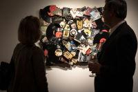 Bernie Taupin Debuts ANTIPHONA Exhibit at Waterhouse & Dodd in New York #146