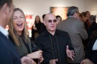 Bernie Taupin Debuts ANTIPHONA Exhibit at Waterhouse & Dodd in New York #150
