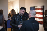 Bernie Taupin Debuts ANTIPHONA Exhibit at Waterhouse & Dodd in New York #156