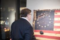 Bernie Taupin Debuts ANTIPHONA Exhibit at Waterhouse & Dodd in New York #171
