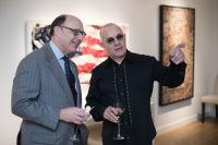 Bernie Taupin Debuts ANTIPHONA Exhibit at Waterhouse & Dodd in New York #170