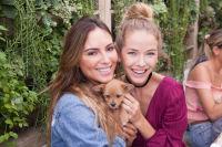 Mowgli Rescue & Rahicali's Furry Friendsgiving at The Butcher's Daughter #9