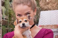 Mowgli Rescue & Rahicali's Furry Friendsgiving at The Butcher's Daughter #27